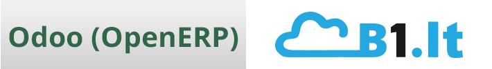 B1.lt tam tikrų funkcijų palyginimas su OpenERP